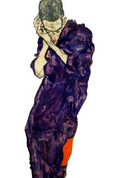 nataliakoptseva: Egon Schiele See them all at www.thebrushstroke.com