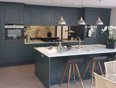 Fitzroy Copse Green - Elements Kitchens kitchen