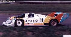 RSC Photo Gallery - Silverstone 1000 Kilometres 1984 - Porsche 956 no.11 - Racing Sports Cars