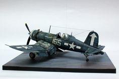 unosetentaydos - F4U-1 Corsair (Academy. 1/72) - F4U Corsair