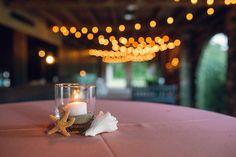 Coral Cocktails & Seashells / Nautical Wedding