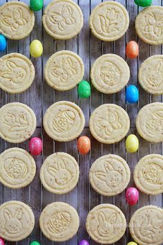 coconut Easter cookies recipe...link on here http://www.tescoma.co.uk/baking/baking-utensils-and-accessories/delicia/630116-cookie-stamp-delicia-6-easter-motifs?page=3&category=baking%2Fbaking-utensils-and-accessories%2Fdelicia&show%5Bmiddle%5D=description&show%5Bbottom%5D=catalog for cookie stamp...