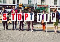 Tell your MEP: oppose TTIP