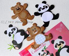 Blankina creations: Babycard with COL 1409