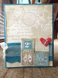 Postage due love!