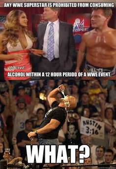 29 Hilarious WWE Memes - wwe & wwf News Wwe Funny, Funny Memes, Hilarious, Stupid Funny, Funny Pics, Funny Pictures, Wwe Quotes, Wrestling Memes, Stone Cold Steve