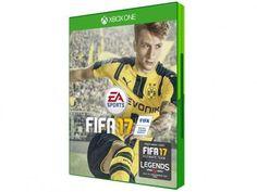 Fifa 17 para Xbox One - EA com as melhores condições você encontra no Magazine Rgenestore. Confira!