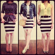 3 ways to wear...cute