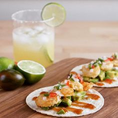 I love trying to recreate dishes from our favorite restaurants. We love the #camaron #tacos from @loscuervostaqueria  They coat their prawns in a light batter and serve them up on a warm tortilla with tamarind sauce avocado and a pico de gallo salsa. The flavors go together perfectly. We love their happy hour special...two tacos and a margarita for only $11. We like to give our favorite bartender feedback on their #margarita of the month. Maybe he'll want to try our guava pineapple and lime…