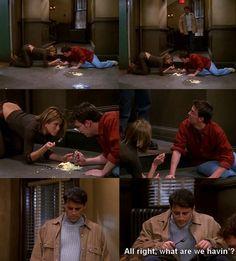 Friends cheesecake episode... dla wszystkich wielbicieli sernika i Friendsów! :)