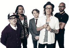 Incubus - Favorites include: Southern Girl, Are You In, Dig.....