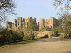 Kenilworth Castle - Wikipedia, the free encyclopedia