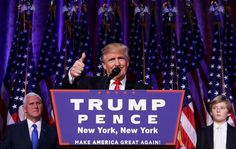 President Donald Trump and the social media fallout     - CNET  Enlarge Image  Donald Trump speaks in New York after winning the White House.                                             Chip Somodevilla Getty Images                                          Donald Trump is the president-elect and social media still cant believe it.  Election Day is still sending shockwaves across Facebook and Twitter after the Republican candidate defeated Hillary Clinton in a highly unexpected victory on…