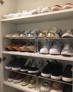 60 Ideas and Tips on How to Organize Shoes cabinet . - Ikea DIY - The best IKEA hacks all in one place Shoe Organizer, Closet Organization, Diy Kleidung Upcycling, Ikea Shoe, Ikea Pax, Diy Presents, Armoire, Room Accessories, Shoe Storage