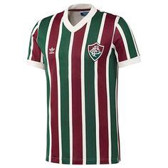 Camisa retrô do Fluminense Adidas Originals