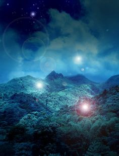 El Yunque, Puerto Rico's rainforested peak is the nexus for UFO sightings, strange lights, unexplained vanishings, and, of course, legends of strange creatures like the Chupacabras.