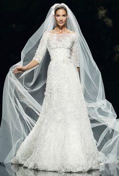 Elie Saab spring 2013 Bridal
