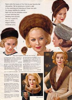 Women's fashion trends & styles in the varied greatly. The early had box dresses, the took cues from London and the late got crazy! 60s Fashion Trends, 1960s Fashion Women, Fashion Brands, Vintage Fashion, Barefoot In The Park, Discount Womens Clothing, Christmas Books, Christmas Catalogs, Fashion History