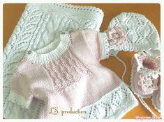 Вязание для младенцев как поэзия. Либо берет за душу, либо не имеет смысла :heart: