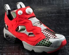 """Reebok Introduces Limited """"Ghost In The Shell: Arise"""" Logicoma Sneakers"""