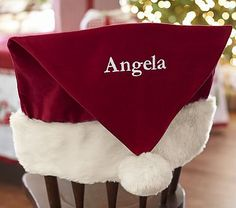 this is too cute. so perfect for our table around xmas with each of our names on them :) #silverbells