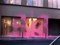 Graffiti Artist Kidult Strikes at Céline's Paris Storefront (Forum Buzz)