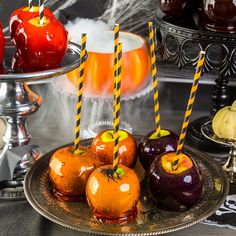 How to throw a Halloween Block Party Holiday Crafts For Kids, Holiday Activities, Holiday Fun, Halloween Blocks, Block Party, Food Tips, Caramel Apples, Holidays And Events, Food Dishes
