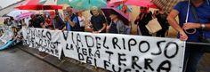Fronte Nazionale Napoli: campo nomadi a Poggioreale, De Magistris colpisce…