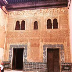 Inside Alhambra #GranadaSpain2015 by claudiaivette03