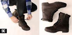 DC Shoes, DC Amnesti WNT Brown/Chocolate -->