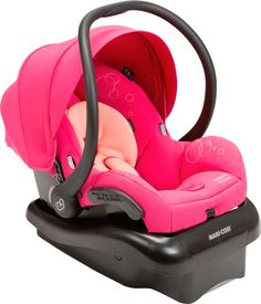 Maxi Cosi Mico AP Infant Car Seat - Passionate Pink