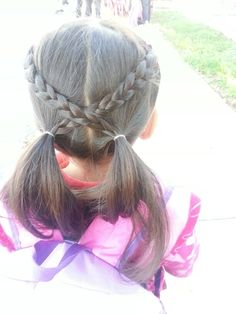 Hair do for school