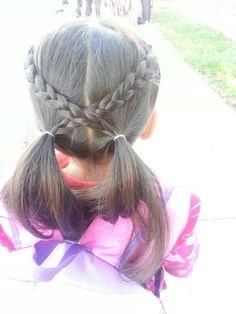 Hair do for school