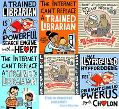 Need some #SaveLibraries illustrator posters for a library rally or blog post? Sarah McIntyre's are free to print and download: http://jabberworks.livejournal.com/741817.html