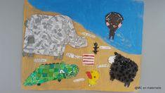 Le machin : la fresque – MC en maternelle