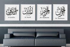 customized wall sticker islamic design muslim Allah decal art wallpaper home decor Allah Calligraphy, Islamic Art Calligraphy, Caligraphy, Wall Stickers Islamic, Teenage Room Decor, Islamic Wall Decor, Islamic Paintings, Wall Decor Quotes, Prayer Room