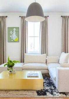 Tailored Simplicity for a Bright Chelsea Duplex — Professional Project