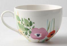 DIY Creative Painted Mug | Shelterness