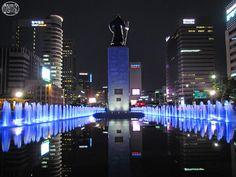 Gwanghwamun, Seoul, Korea