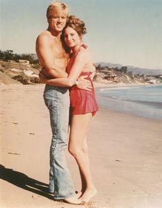 THE WAY WE WERE ~ Robert Redford & Barbra Streisand
