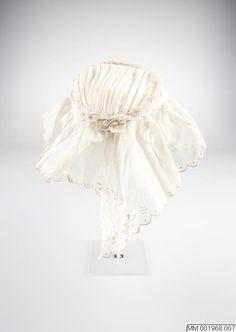 Klut i linne, Oxie härad, 1800-tal. Malmö Museer, nr. MM 001968:007