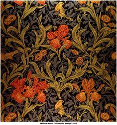 william morris textile designs - Google Search