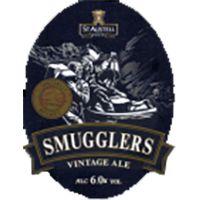 St. Austell Brewery - Smugglers Vintage ale 6,0% hana