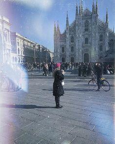 Go to #Milan ? #travelgirl