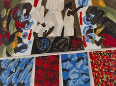 African American Read-In for Families 2020 - Calendar & Events African American Literature, African American Artist, American Artists, Jacob Lawrence Art, Kunsthistorisches Museum, Enrichment Activities, Museum Of Fine Arts, Event Calendar, French Art
