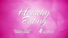 A healthy diet - video. What You Eat, Holiday Sales, Ipad Case, Healthy Eating, Neon Signs, Diet, Kitchen, Eating Healthy, Cooking