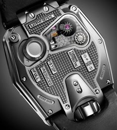 URWERK UR-210 watch 2