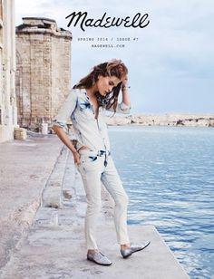 os Achados | Moda | Madewell Lookbook