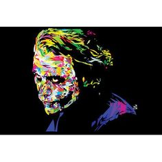 "Mercury Row Joker II Graphic Art on Wrapped Canvas Size: 18"" H x 26"" W x 0.75"" D"