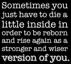 stronger and wiser version of you